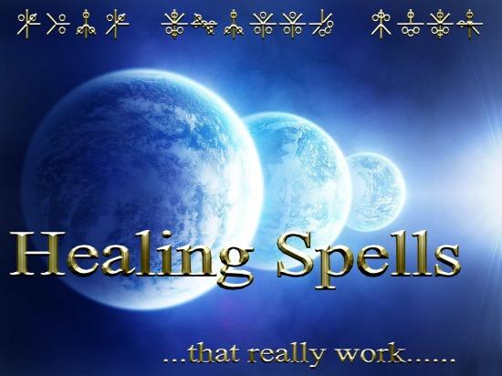 healing spells two