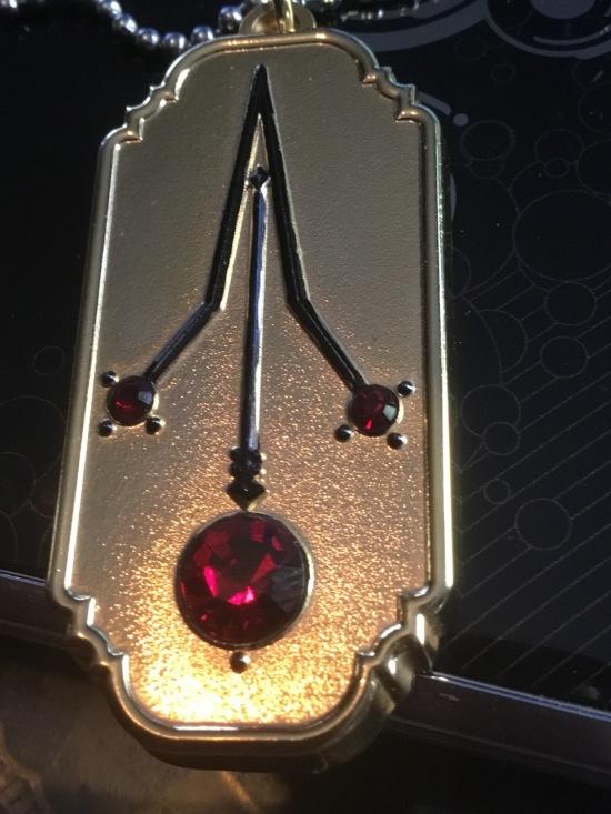 h. solaris pendant